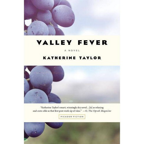 Valley Fever - by  Katherine Taylor (Paperback) - image 1 of 1
