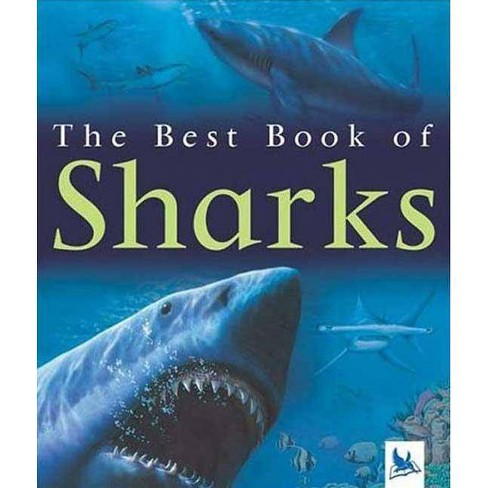 The Best Book of Sharks - by  Claire Llewellyn (Paperback) - image 1 of 1