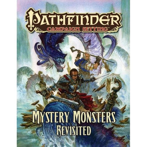 Mystery Monsters Revisited Softcover - image 1 of 1