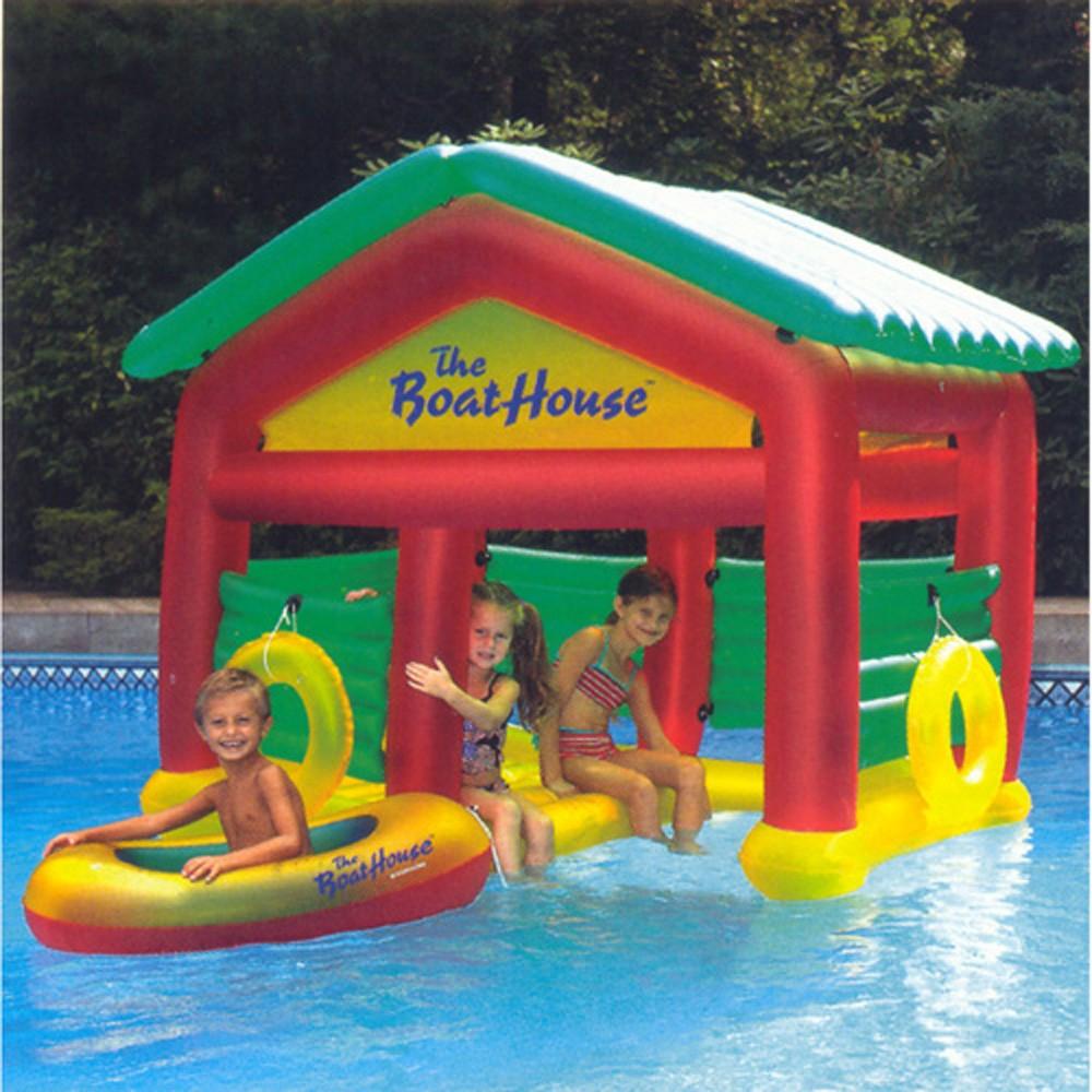Heritage Boat House Floating Habitat