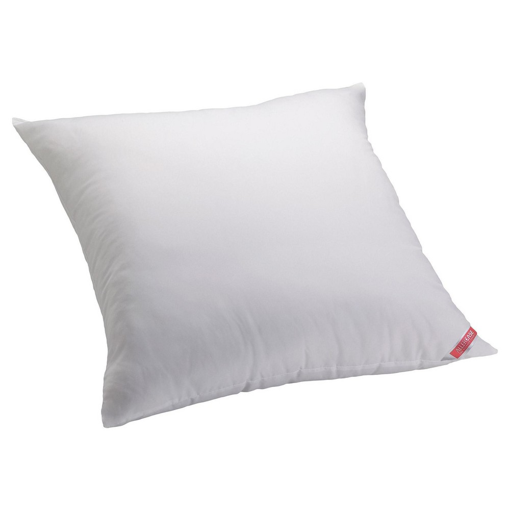 Image of Bed Pillow Protector (Euro) White - Allerease
