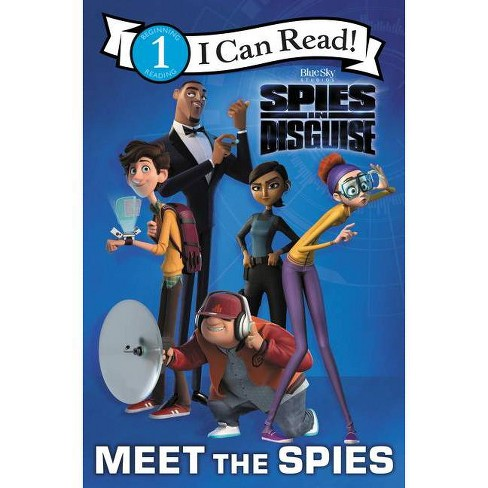 Spies in Disguise: Meet the Spies - (I Can Read Level 1) by  Alexandra West (Paperback) - image 1 of 1
