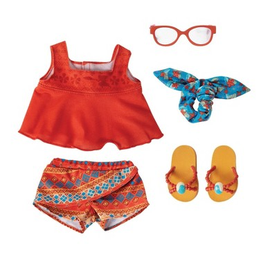 "Disney ILY 4ever 18"" Moana Inspired Fashion Pack"