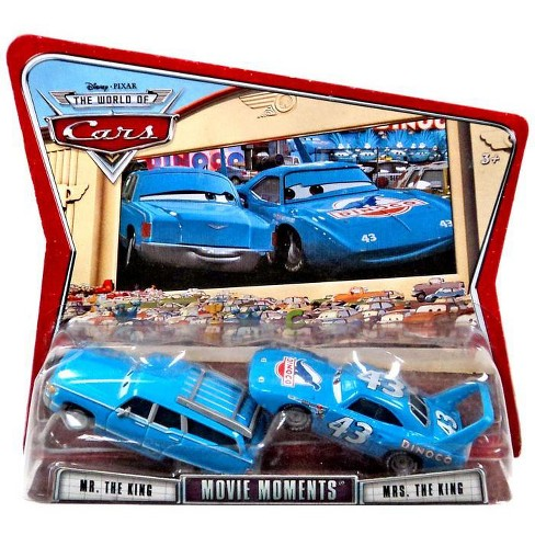 Disney Pixar Cars Movie Moments Mr And Mrs The King Diecast