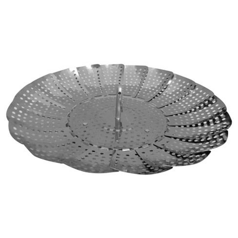 9 Inch Stainless Steel Steamer Basket - Room Essentials™ - image 1 of 1