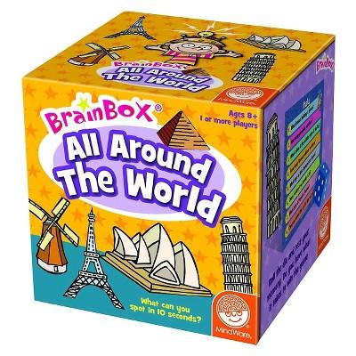Mindware Brain Box Around the World
