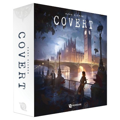 Covert Board Game