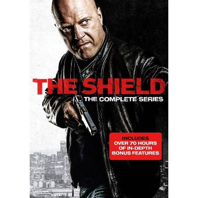The Shield: The Complete Series (DVD)(2019)