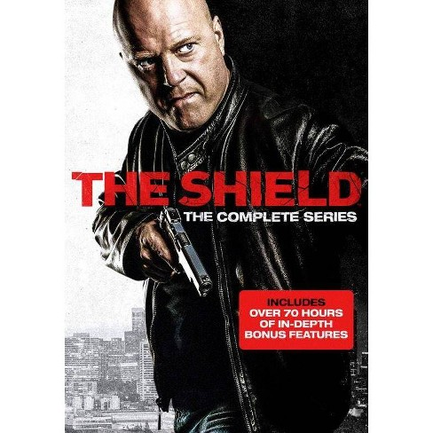 The Shield: The Complete Series (DVD)(2019) - image 1 of 1