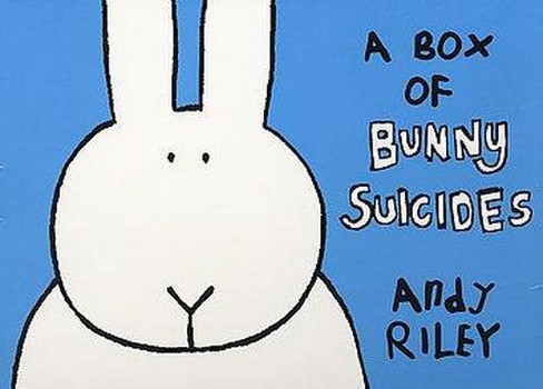 Box of Bunny Suicides (Paperback) (Andy Riley) - image 1 of 1