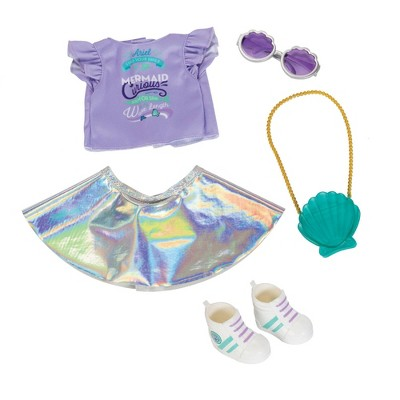 """Disney ILY 4ever 18"""" Ariel Inspired Fashion Pack"""