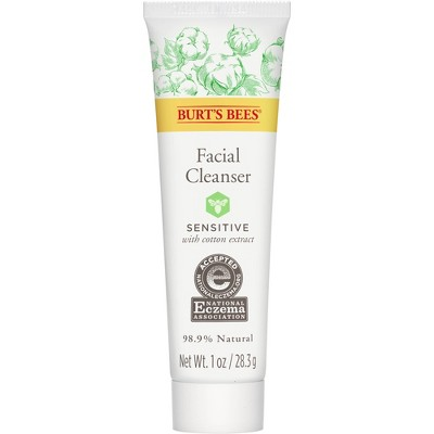 Burt's Bees Sensitive Facial Cleanser - 1oz