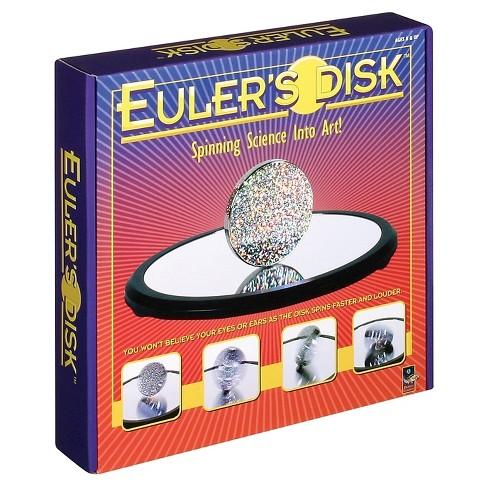 Toysmith Euler's Disk Science & Learning Kit - image 1 of 4