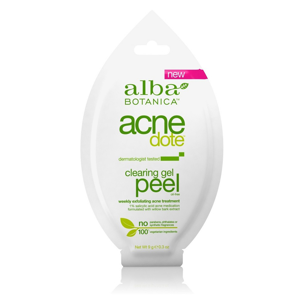 Alba AcneDote Clarifying Peel Mask - 1ct