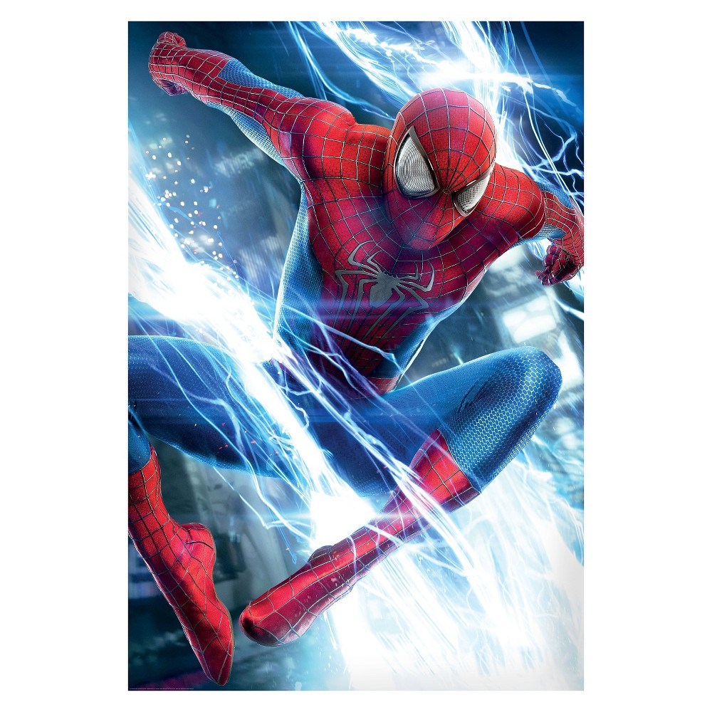 Art.com Wallpaper Mural - The Amazing Spider-Man 2, Red