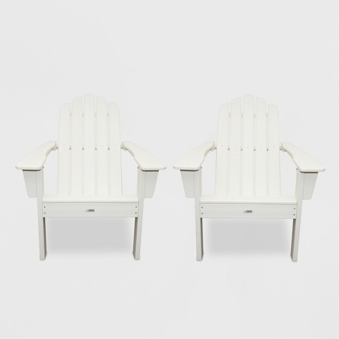 Marina 2pk Outdoor Patio Adirondack Chair - LuXeo - image 1 of 8
