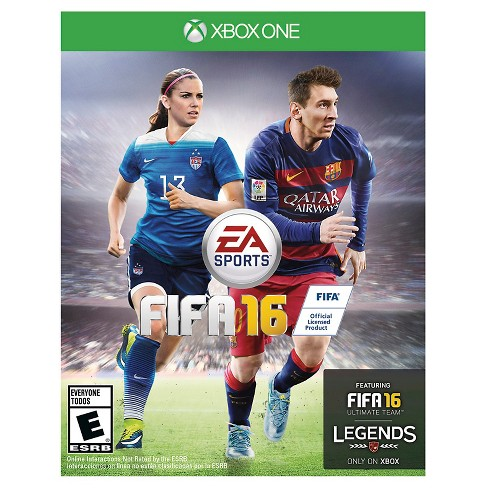 FIFA 16 PRE-OWNED Xbox One - image 1 of 3