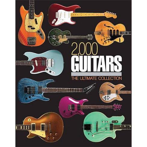 2,000 Guitars - by  Tony Bacon (Hardcover) - image 1 of 1