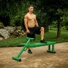 Stamina® Outdoor Fitness Bench - image 3 of 4