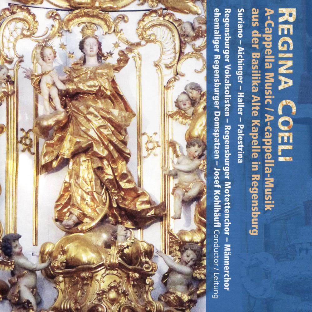 Various - Regina Coeli (CD)