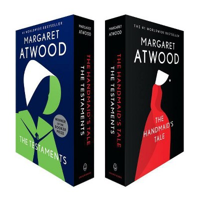 The Handmaid's Tale and the Testaments Box Set - by Margaret Atwood (Mixed Media Product)