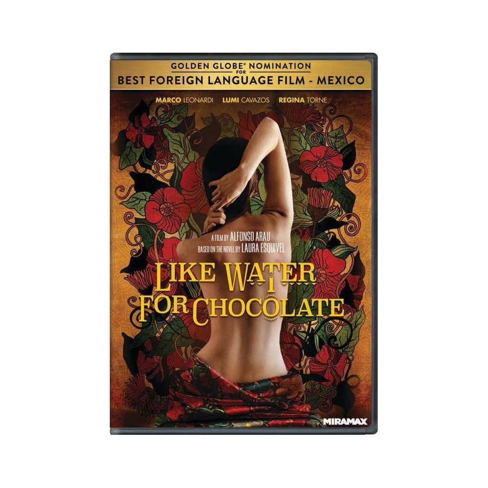 Like Water For Chocolate Dvd 2021