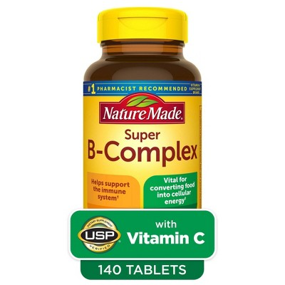 Nature Made Super B - Complex Tablets