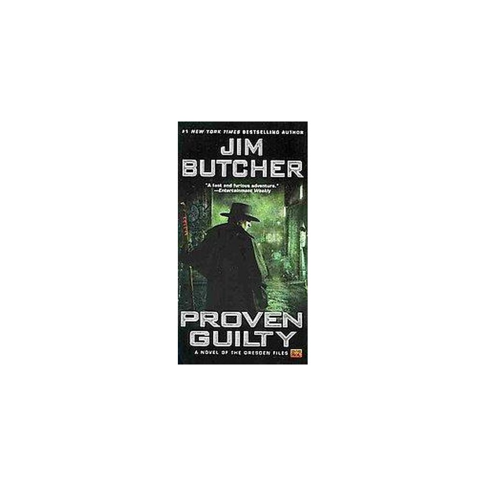 Proven Guilty (Paperback) (Jim Butcher)