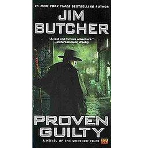 Proven Guilty (Paperback) (Jim Butcher) - image 1 of 1