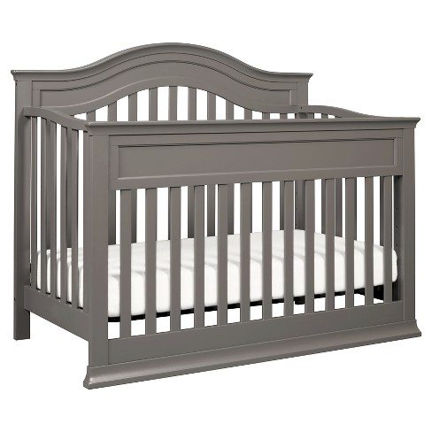 DaVinci Brook 4-in-1 Convertible Crib with Toddler Rail - image 1 of 12