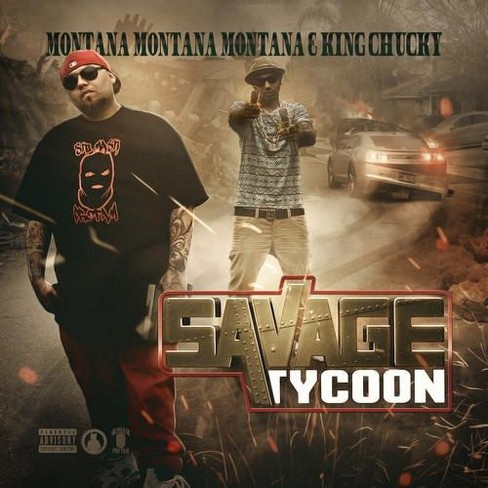 Montana Montana Mont - Savage Tycoon (CD) - image 1 of 1