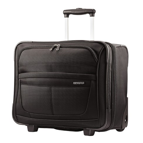 American Tourister Wheeled Underseater Suitcase  - Black - image 1 of 4