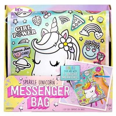 Sparkle Unicorn Messenger Bag Kit - It's So Me