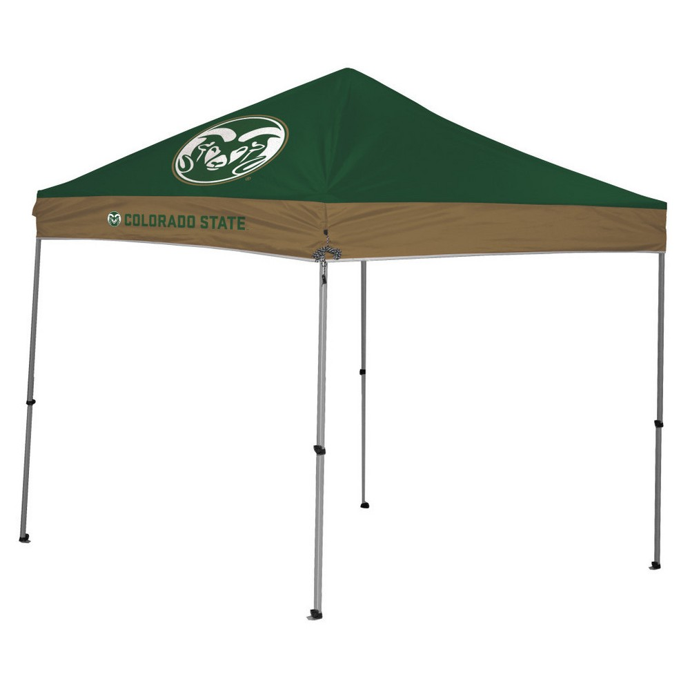 NCAA Rawlings 9'x9' Pop Up Canopy Tent Colorado State Rams