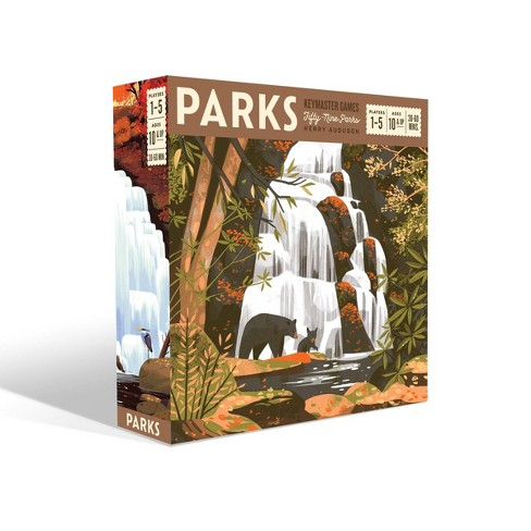 Parks Game - image 1 of 4