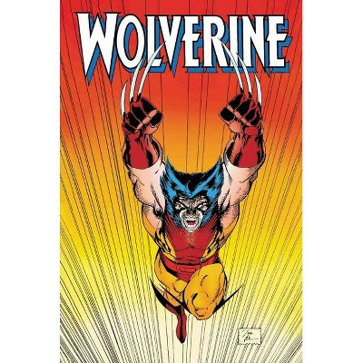 Wolverine Omnibus Vol. 2 - by  Walt Simonson & Louise Simonson (Hardcover)