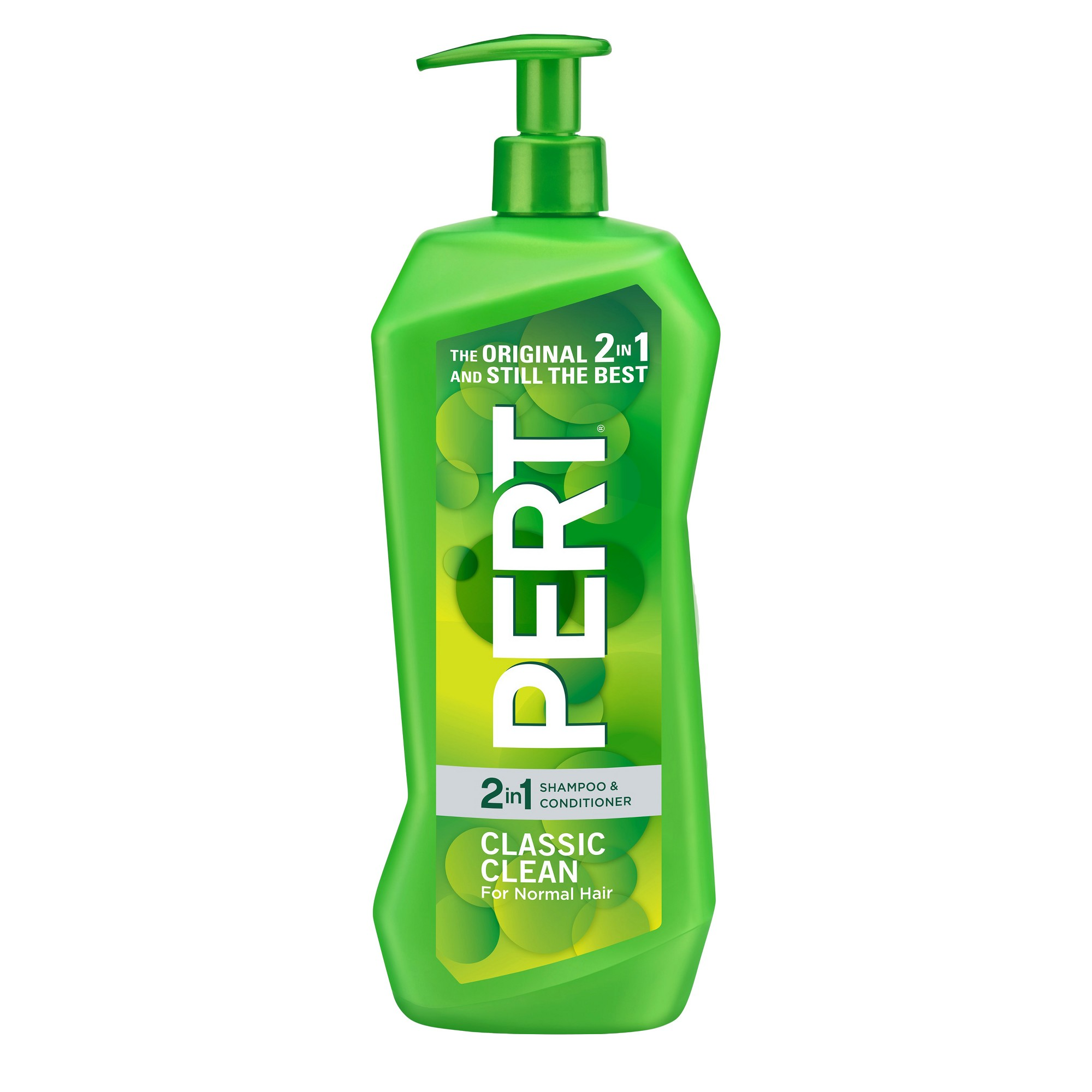 Pert Plus Classic Clean 2 in 1 Shampoo and Conditioner - 33.8 fl oz