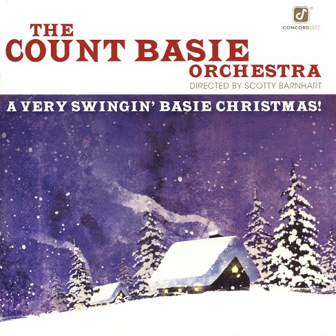 Scotty Barnhart - Very Swingin Basie Christmas (Vinyl) - image 1 of 1