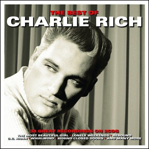 Charlie rich - Best of charlie rich (CD) - image 1 of 1