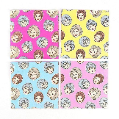 Prime Party The Golden Girls Beverage Party Napkins | 16 Pack