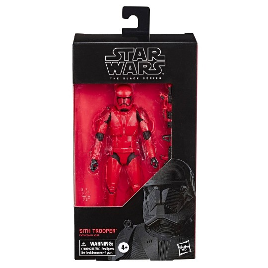 Star Wars The Black Series Sith Trooper Collectible Toy Action Figure image number null