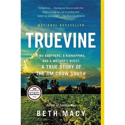 Truevine - by  Beth Macy (Paperback) - image 1 of 1