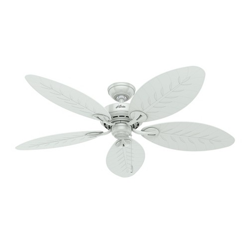 42 Bayview Outdoor Ceiling Fan White