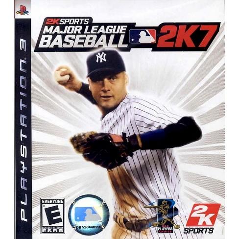 Major League Baseball 2K7 PRE-OWNED PlayStation 3