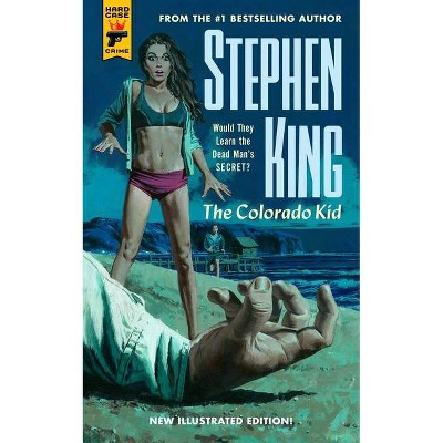 The Colorado Kid - by  Stephen King (Paperback)