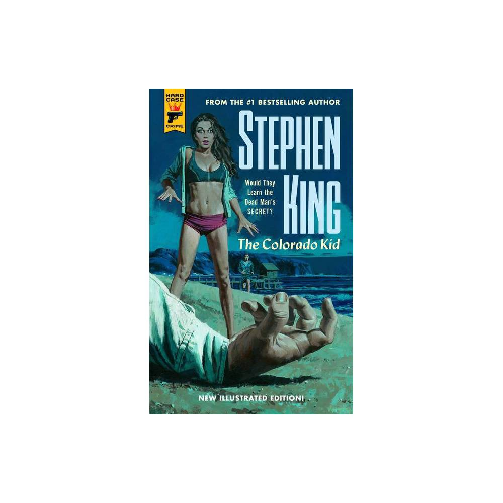 The Colorado Kid By Stephen King Paperback