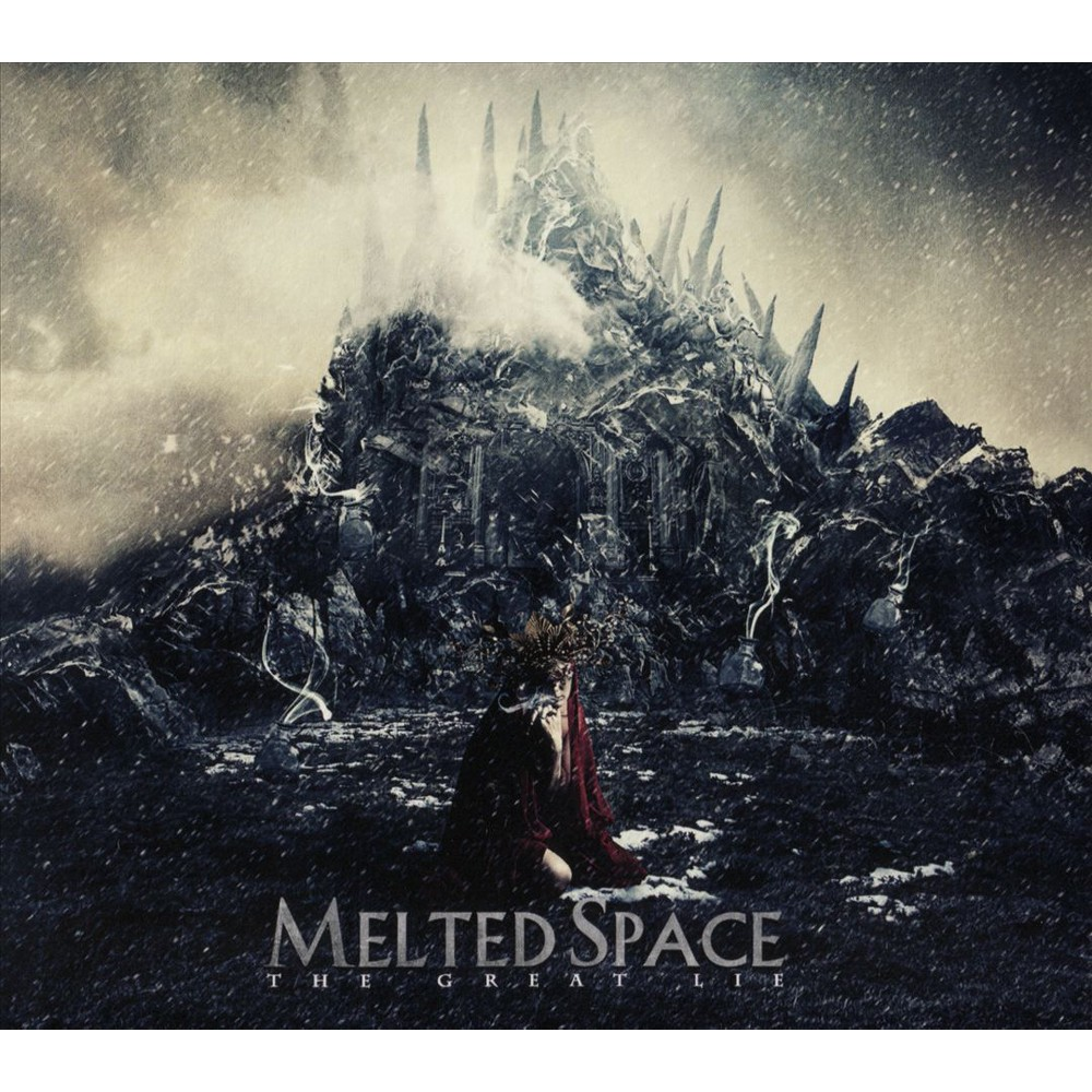 Melted Space - Great Lie (CD)