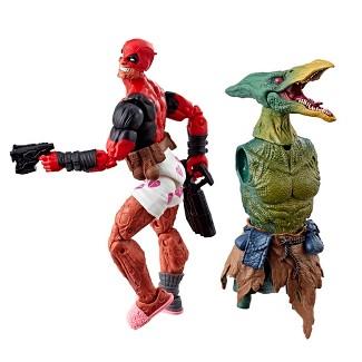 Marvel Legends Series Deadpool 4 Figure