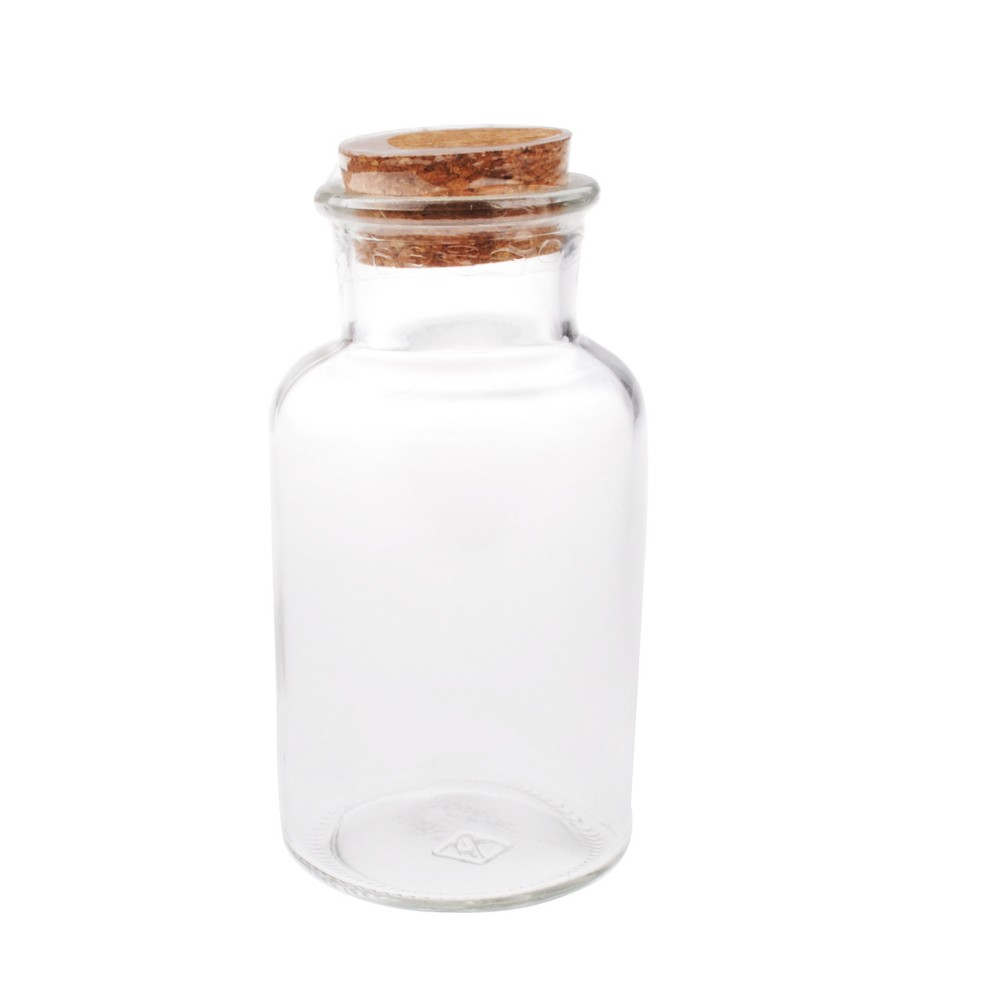 Image of Clear Mini Glass Jars - Spritz
