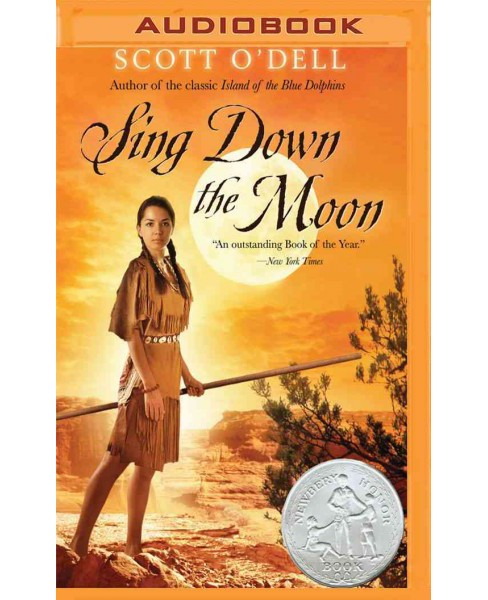 Sing Down the Moon (MP3-CD) (Scott O'Dell) - image 1 of 1